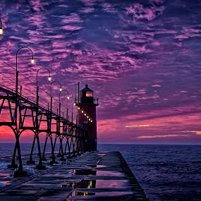 Underexposed Skies by Charles Anderson Jr - Landscapes Waterscapes