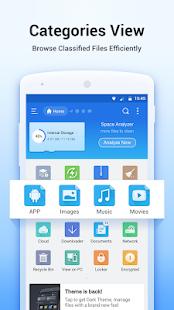 App ES File Explorer File Manager APK for Windows Phone