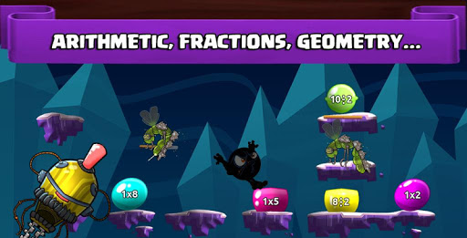 Monster Math: Fun Free Math Games. Kids Grade K-5 screenshots 2