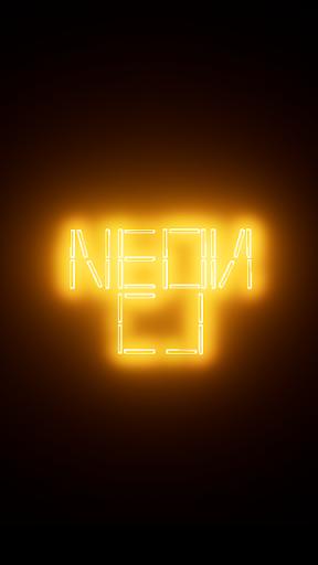 Neon Cyber Jump 2.2 screenshots 1