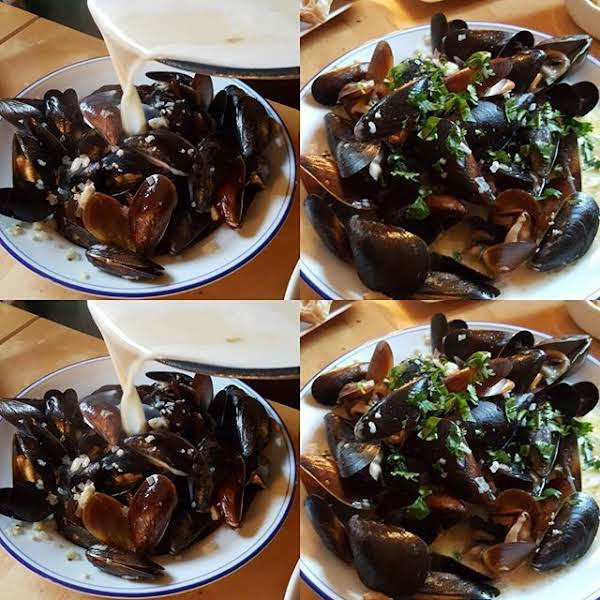 Carmarthen Bay Mussels With Cardamom And Coconut