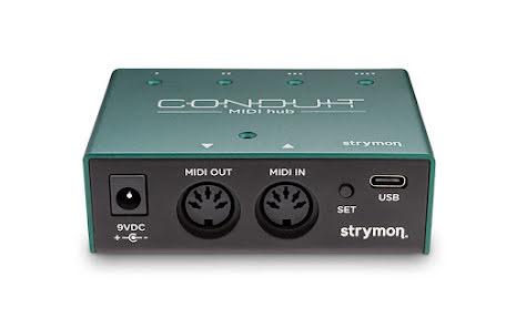 Strymon Conduit MIDI Box
