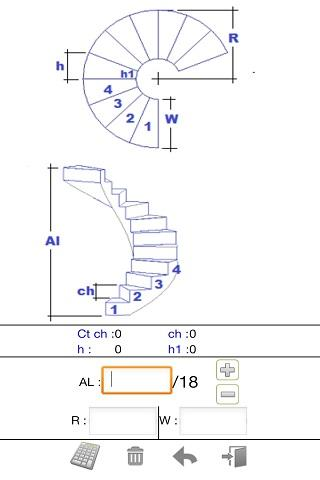 Spiral stair dimensions metric photos freezer and stair iyashix. Com.