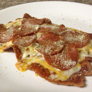 Low Carb Bacon Pizza