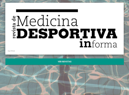 Revista de Medicina Desportiva- screenshot thumbnail