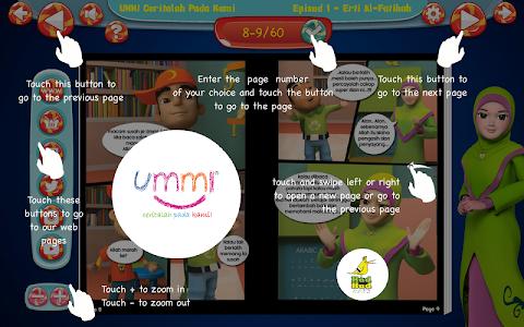 Erti Al-Fatihah UMMI Ep 01 HD screenshot 8