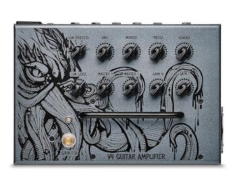 Victory V4 The Kraken Guitar Amplifier
