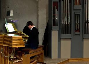 Photo: Orgel und Kantatenorchester St. Johannis; Leitung: Markus Johannes Langer Antonin Dvorák: Stabat Mater in St. Nikolai Kirche Rostock