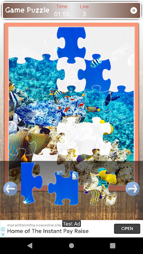 Free Pro Jigsaw Puzzles android2mod screenshots 5