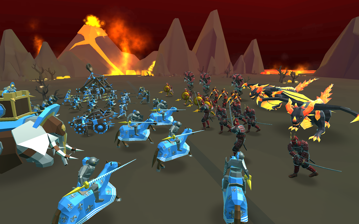 Epic Battle Simulator 2- screenshot
