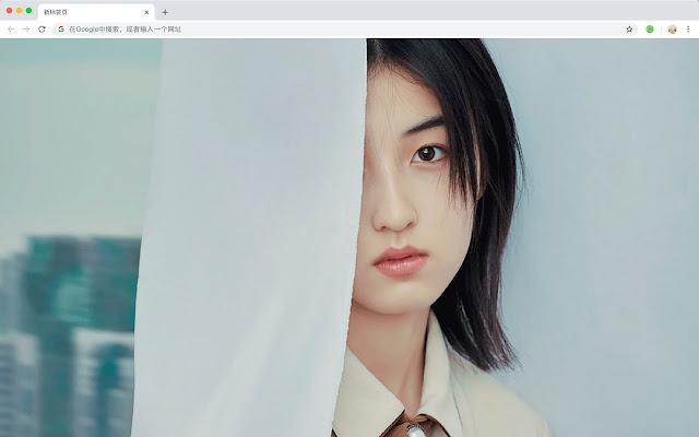 Zhang Zifeng New Tab,Customized Wallpapers HD