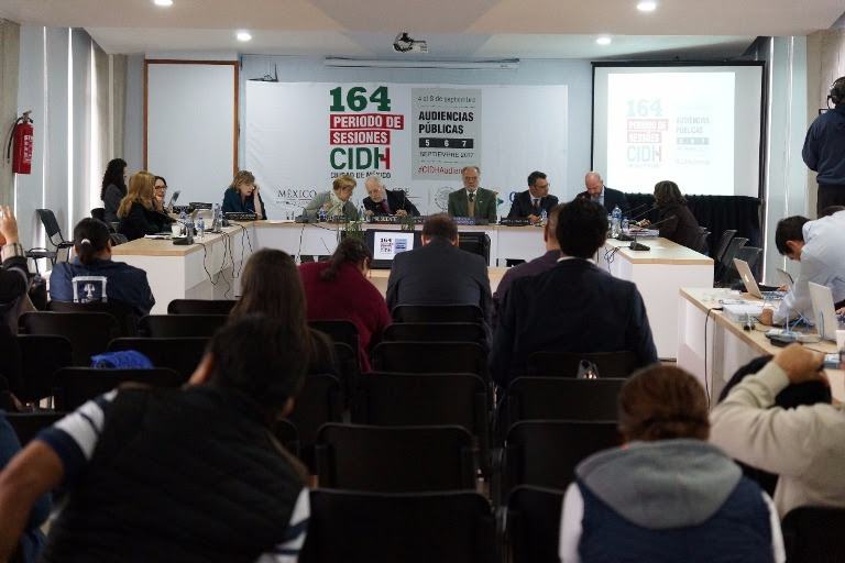 Imagen MINISTRA DE JUSTICIA Y PAZ EXPONE AVANCES DEL SISTEMA PENITENCIARIO ANTE LA CIDH