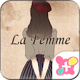Girly Wallpaper La Femme icon