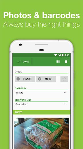 OurGroceries screenshot 4