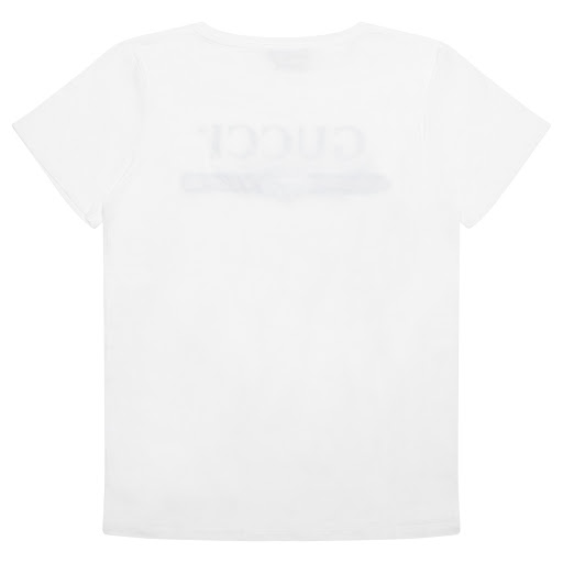Thumbnail images of Gucci Kid Logo T-shirt