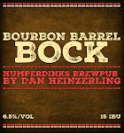 Humperdinks Bourbon Barrel Bock