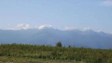 Photo: A Fogarasi-havasok északról