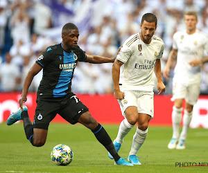 Resté sur le banc dimanche, Eden Hazard ne s'est pas entraîné ce lundi