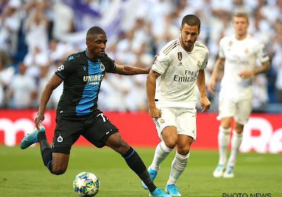 """Clinton Mata putte nieuwe ambities uit confrontatie met Real Madrid: """"Wat Hazard tegen me zei gaf me vleugels"""""""