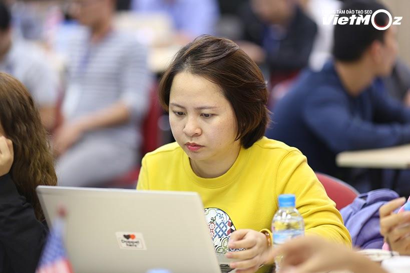 Nữ học viên SEO K36