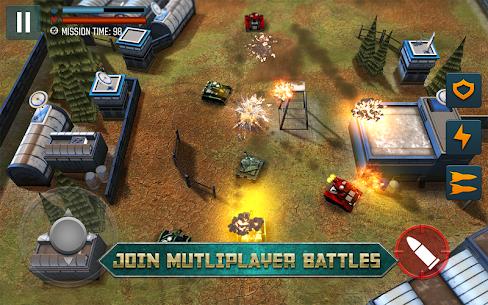 Tank Battle Heroes World of Shooting 3