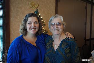 Photo: K6YL, K6YL's Mom Jeanette