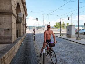 Photo: 30° C, auch in Linz.