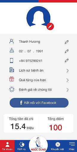 Ngọc Dung Beauty screenshot 3