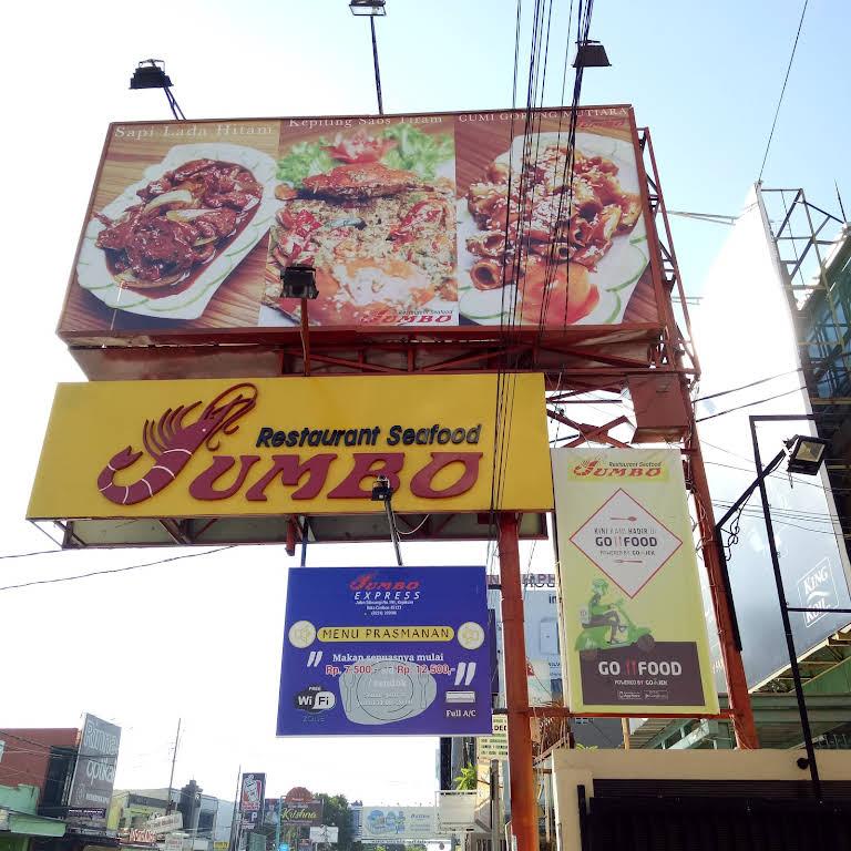 Lowongan Kerja Restoran Jumbo Seafood