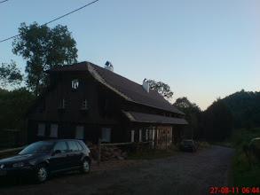 Photo: koniec remontu dachu 2011