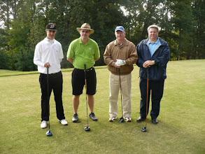 Photo: Sponsor: Steve Pendergrass (Team members not in order) Grant Pannell, Todd Reddick, Brantley Tillman, Spencer Carmichael