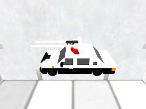 警察車両 Police car