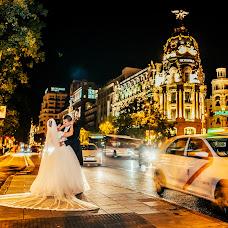 Wedding photographer Laurentiu Nica (laurentiunica). Photo of 18.11.2017
