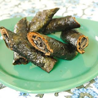 Nori Snacks Recipes.