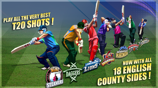 Real Cricket™ English 20 Bash- screenshot thumbnail
