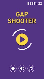 Gap Shooter - Arcade Game - náhled