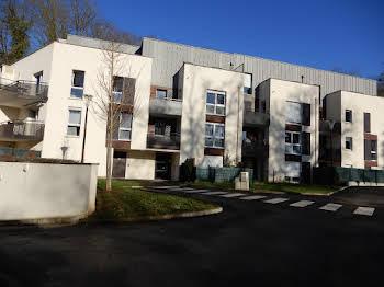 Appartement 2 pièces 43,95 m2