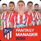 Atlético de Madrid Manager '18 icon