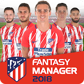 Atlético de Madrid Manager '18