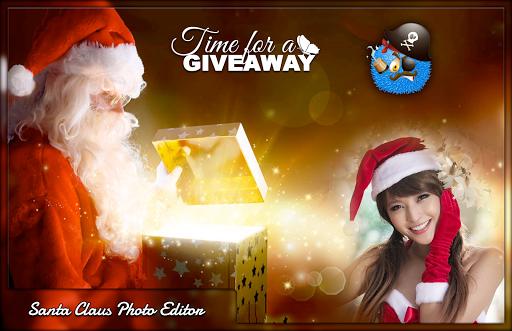 Santa Claus Photo Editor ss2