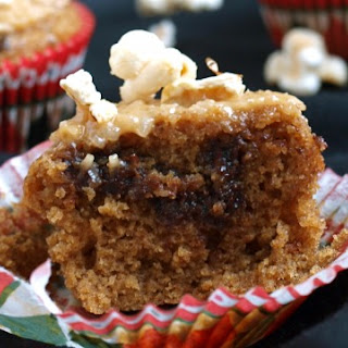 Sweet and Salty Cupcakes.