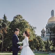 Wedding photographer Valeriya Garipova (vgphoto). Photo of 23.10.2017