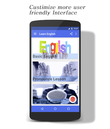Learn English with Dictionary