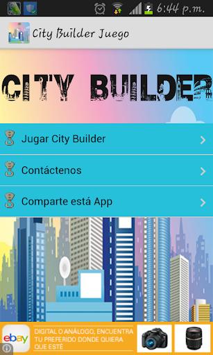 City Builder Juego