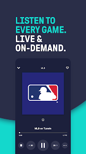TuneIn - NBA Radio, Breaking News & Podcasts Screenshot