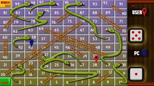 玩棋類遊戲App|뱀과 사다리免費|APP試玩