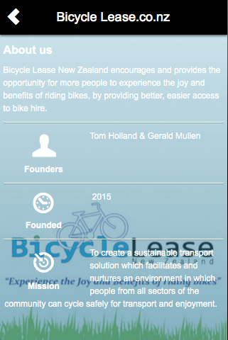 Bicycle Lease.co.nz