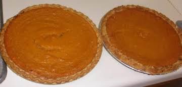 My Sweet Potato Pie