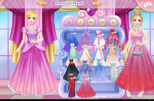 Princess Prom Photoshoot screenshot