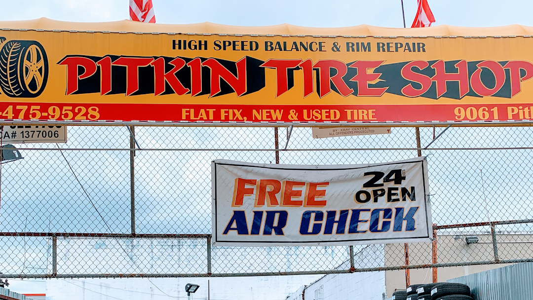 Flat Fix Near Me >> 24h Flat Fix Pitkin Tire Shop Tire Shop In Ozone Park